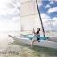 ชุดว่ายน้ำ แขนยาว ขาสั้น ขาว-ดำ ลายขวาง thumbnail 8