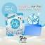 สบู่นมมุก สูตรเย็น (สีฟ้า) Gluta milk Cooling fresh thumbnail 2