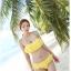 ชุดว่ายน้ำ บิกินี่ ชุดว่ายน้ํา BiKiNi-FaiRy Cuties (Yellow) thumbnail 1