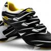 รองเท้าปั่นจักรยานเสือหมอบ TIEBAO สีดำเหลือง : TB36-B816A_0201