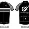 เสื้อปั่นจักรยานสีดำ C01 & C02